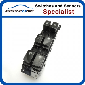 IWSYD011 Window Switches For Hyundai Accent GLS Sedan 4-Door 2006-2011 93570-1e110 Manufacturers