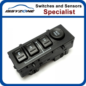 Car Transfer Case Selector Dash Switch For GMC Chevrolet Cadillac 19259313