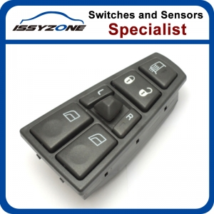 Electric Window Switch for Volvo Truck 12 V 20752918 20568857 20455317 20452017 2036721 IWSVL005 Manufacturers