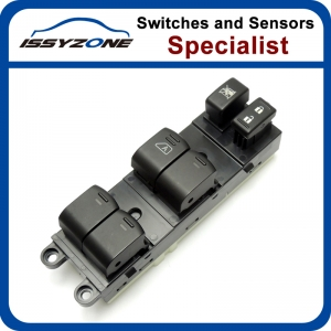 IWSNS018 Power Window Switch Bluebird U13 For Nissan Frontier 2007-2005 25401-ZP70A Manufacturers