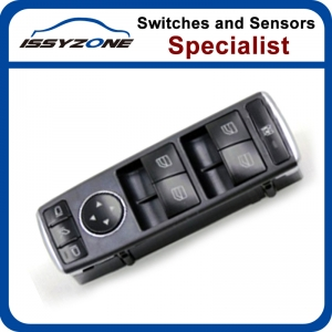 Power Window Switch For Mercedes Benz E-KLASSE Coupe C207 with white back cover A2128208310 Manufacturers