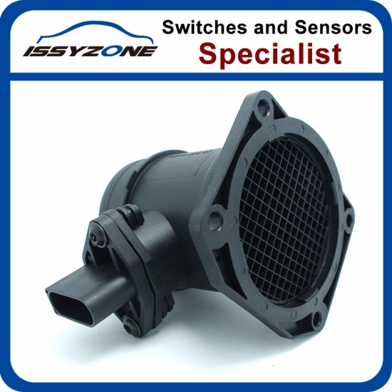 MAF004 Mass Air Flow Sensor For VW Audi280218013 0280218014 0280218471 0986280206 06B133471 06B133471X