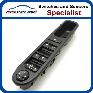 IWSPG019 Auto Car Power Window Switch For Peugeot 207 6554QG, 6490.EH, 6554.QF Manufacturers