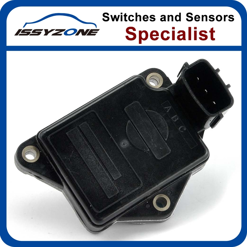 IMAFNS021 High quality Mass air flow sensor Fit For Nissan 2.4L D21 1990-1996 AFH55M10 Manufacturers