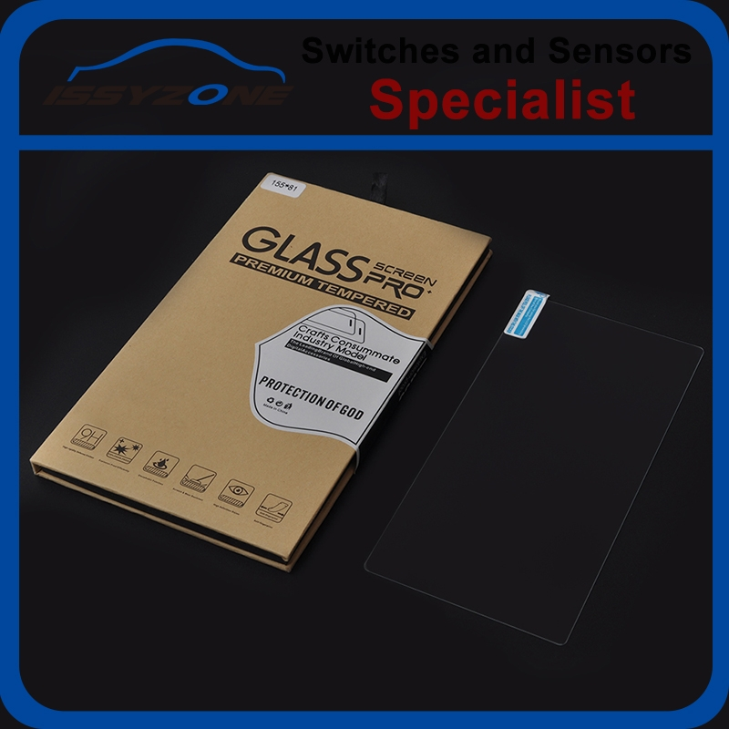 Tempered Glass Screen Protector For Nissan Qashqai J11 X-trai T32 2015 2016 2017 7 inch 155*81mm ITGSPNS001 Manufacturers