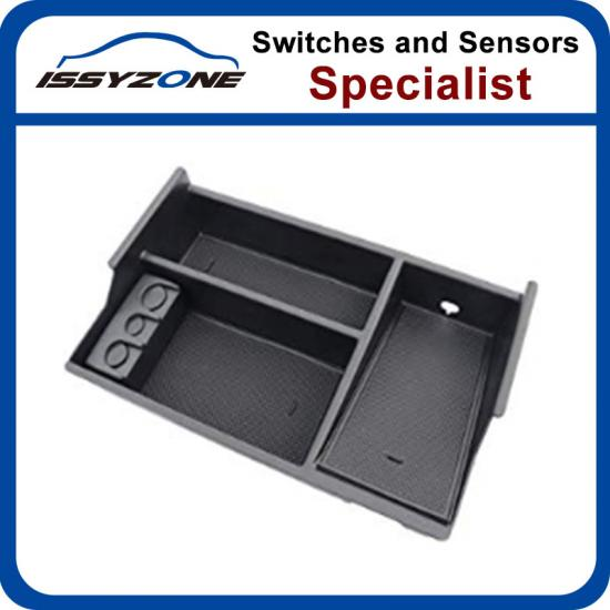 ICCT035 Auto Car Organizers Center Console Tray Fit For Toyota Tundra (2007-18) / Toyota Sequoia (2008-18)