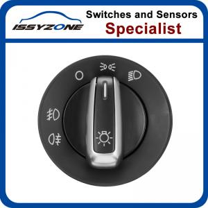 A2802-00301VW Automatic Headlight Switch For VW Golf IV 4 1998-2005 3BD941531A with mat chrome Manufacturers
